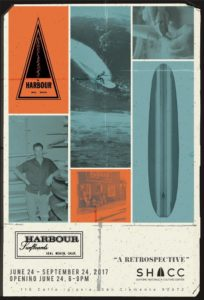 SHACC Exhibit - Harbour Surfbards - A Retrospective