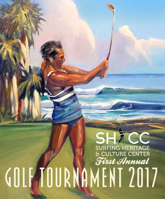 1st Annual Golf Surfari