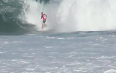 Tom Curren's First Surfboard