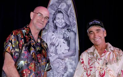 Interview With Ohana Gala Artist: Phil Roberts
