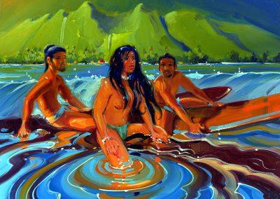 """Origins of Surfing"" Exhibit"