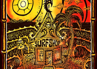 Temples of Stoke: A Celebration of Surf Shops