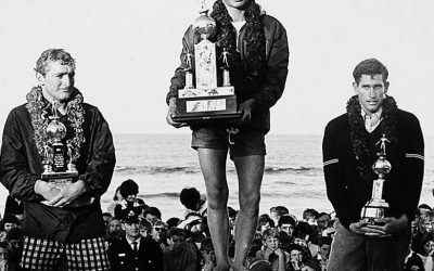 The Evolution Of The ISA And Olympic Surfing