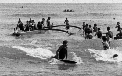Was Thomas Edison Really The First Surf Movie Maker?