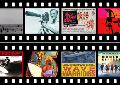 The Celluloid History of Surfing