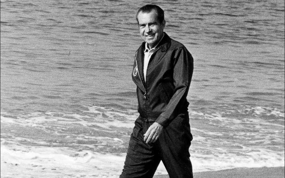 Nixon Didn't Surf…But He Did Golf