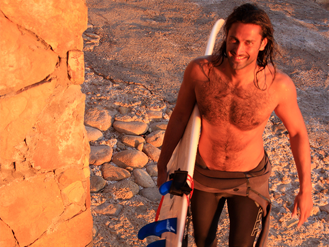 A Word With Afghanistan's Biggest Surf Star