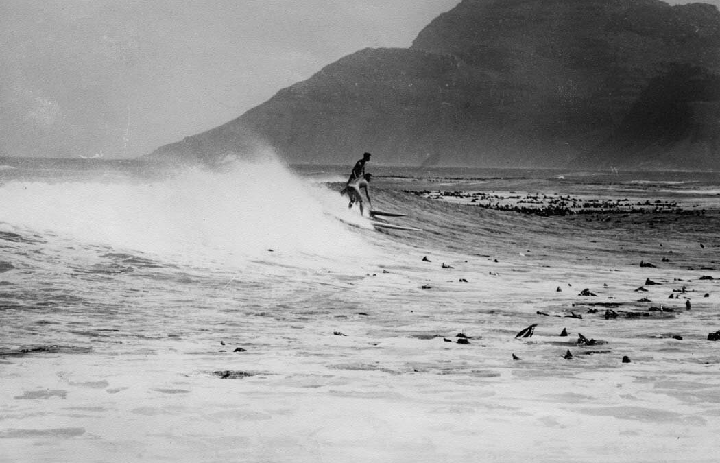 A Lifelong Friendship Is Born: Dick Metz and John Whitmore, Capetown, 1959